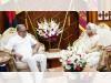 রাষ্ট্রপতির সঙ্গে সাক্ষাত করলেন প্রধানমন্ত্রী শেখ হাসিনা