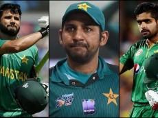পাকিস্তানের টেস্ট, টি-টোয়েন্টির অধিনায়কত্ব হারালেন সরফরাজ