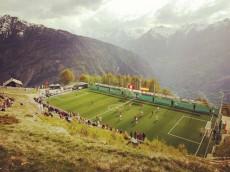 যে স্টেডিয়ামে ৪০ বছরে হারিয়েছে ১ হাজার ফুটবল