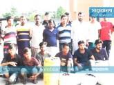 নারায়ণগঞ্জে ছিনতাইকারী চক্রের ১৪ সদস্য আটক