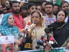 খালেদা জিয়াকে হত্যার পরিকল্পনা চলছে: সেলিমা রহমান