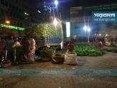 পরিবহন ধর্মঘটের উত্তাপ কাঁচাবাজারে, দাম বাড়ার শঙ্কা