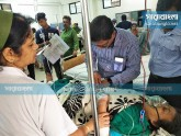 পঙ্গু হাসপাতালে স্বজনদের আহাজারি, আহতদের কান্নার রোল
