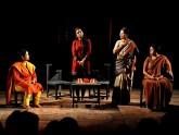 থিয়েটার-এর আলোচিত নাটক 'মুক্তি' আজ শিল্পকলায়