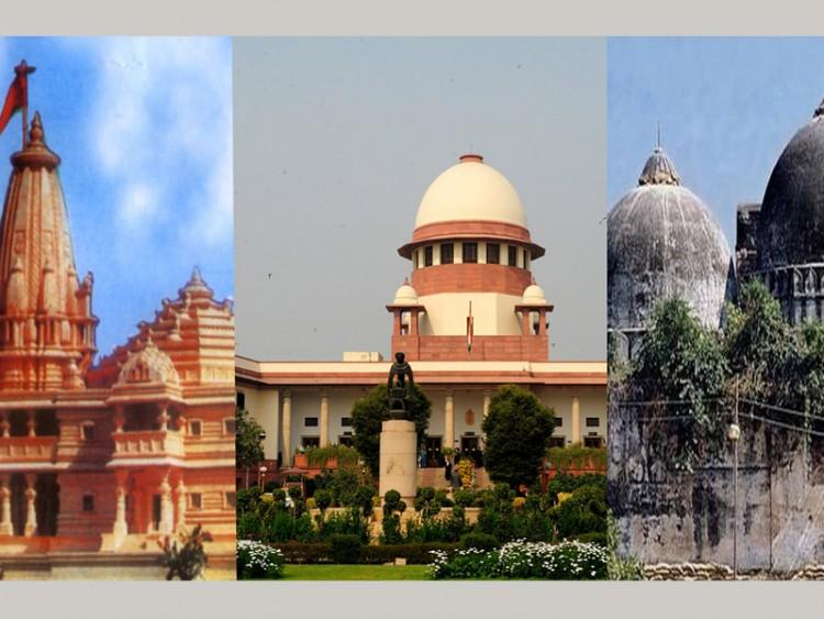 বাবরি মসজিদ মামলা: অযোধ্যার বিরোধপূর্ণ জমি পাবেন হিন্দুরা