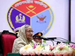 বাংলাদেশ এখন বিশ্ব দরবারে 'সম্মানিত জাতি': প্রধানমন্ত্রী