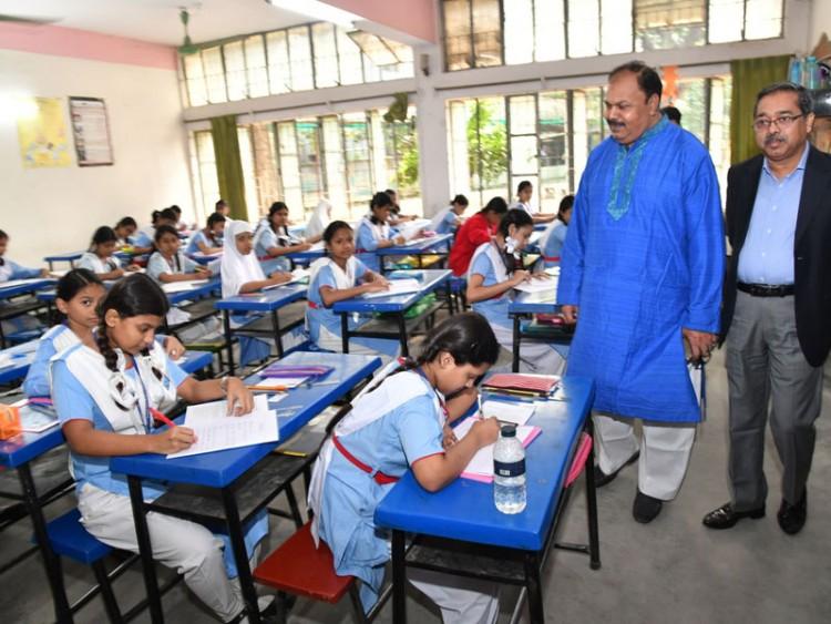 'প্রধানমন্ত্রী চাইলে প্রাথমিক শিক্ষা ৮ম শ্রেণি পর্যন্ত করা হবে'