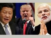 বর্জ্য ফেলে ভারত-চীন, ভেসে আসে লস অ্যাঞ্জেলসে: ট্রাম্প