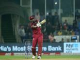 ভারতকে ২০৮ রানের লক্ষ্য বেঁধে দিলো উইন্ডিজ