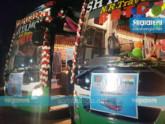 ঢাকা ছেড়েছে দার্জিলিং-সিকিমগামী ২ বাস