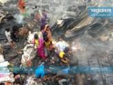 'সব পুড়ে ছাই, শীত-বৃষ্টিতে কোথায় থাকব আল্লাহই জানে'
