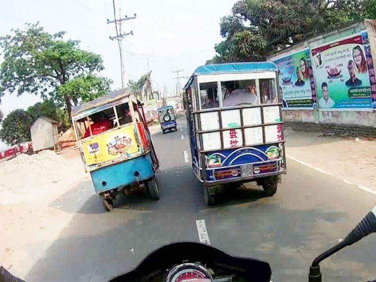 ৪০৯ কোটি টাকা ব্যয়ে প্রশস্ত হচ্ছে কেরাণীগঞ্জ-হাসাড়া মহাসড়ক