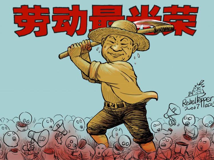 সাংবাদিকদের জেলে পাঠানোয় শীর্ষে চীন