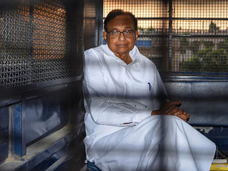 জামিন পেলেন ভারতের সাবেক মন্ত্রী পি চিদাম্বরম