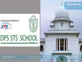 ভারতীয় সংস্কৃতির চর্চা, ডিপিএস স্কুলের প্রধান শিক্ষককে তলব