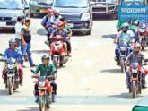 রাজধানীতে ৫৪ ঘণ্টা বন্ধ থাকবে মোটরসাইকেল চলাচল