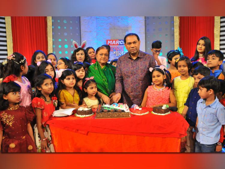 ২২ বছর ধরে চলছে ছোটদের অনুষ্ঠান 'শাপলা শালুক'