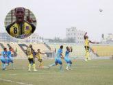 চট্টগ্রাম আবাহনীর 'জেতা ম্যাচটা' যেন কেড়ে নিলো সাইফ