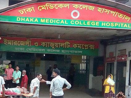 রাজধানীতে কলেজ ছাত্রীর 'আত্মহত্যা'