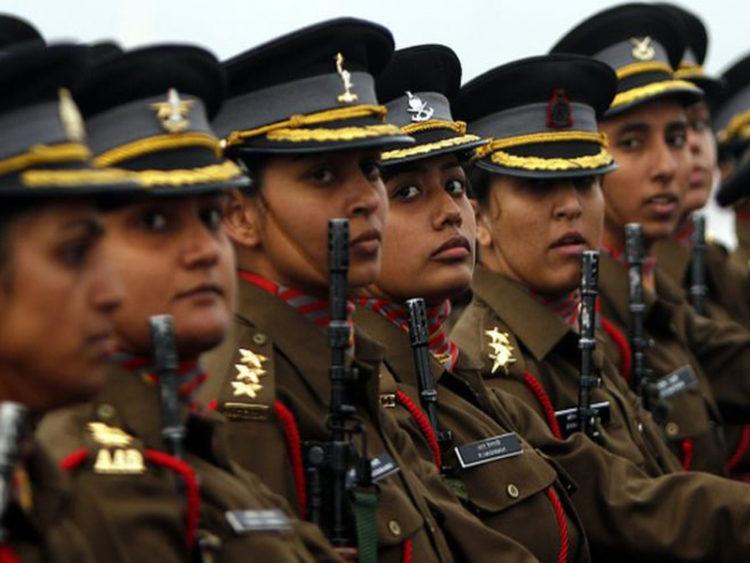 এবার ভারতের সামরিক বাহিনীর নীতি-নির্ধারণী পর্যায়ে নারীরা