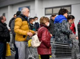 কভিড-১৯: ইতালিতে মৃতের সংখ্যা বেড়ে ১১