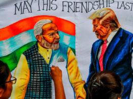 ট্রাম্পের প্রথম সফর, ভারতে বর্ণাঢ্য আয়োজন