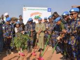 সুদানে মুজিববর্ষ উযযাপনে বাংলাদেশ পুলিশ ইউনিটের উদ্যোগ
