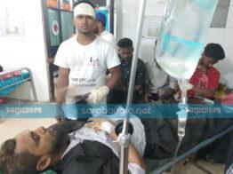 কুমিল্লায় বাস খাদে পড়ে ৩ জন নিহত