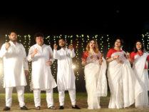 গান আর নৃত্যে 'বঙ্গবন্ধু মানেই বাংলাদেশ'