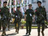 আরাকান আর্মিকে সন্ত্রাসী সংগঠন ঘোষণা করেছে মিয়ানমার