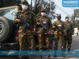 কাল থেকে কঠোর অবস্থানে যাচ্ছে সেনাবাহিনী: আইএসপিআর