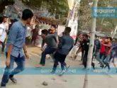 ক্রিকেট খেলা নিয়ে রাবিতে শিক্ষার্থীদের মধ্যে দফায় দফায় সংঘর্ষ