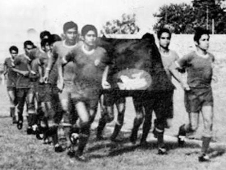 স্বাধীনতার ৪৯ বছরেও স্বীকৃতি পায়নি ফুটবলযোদ্ধারা