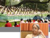 উৎসবের নয়, আজ বিপন্ন মানুষকে উদ্ধার করবার দিন: সন্জীদা খাতুন
