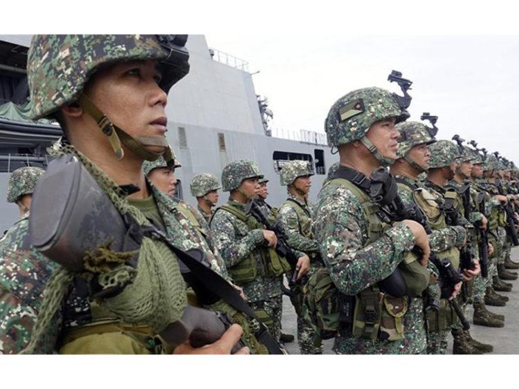 ফিলিপাইনে আইএসের সঙ্গে সংঘর্ষে ১১ সেনার মৃত্যু
