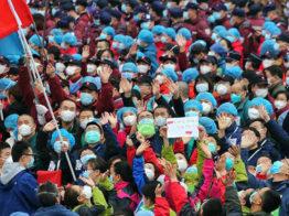 নভেল করোনাভাইরাস: চীনে মৃত্যুহীন এক দিন