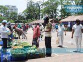 সরলো রিয়াজউদ্দিন বাজার, বিন্যাস 'করোনা প্রতিরোধী' মডেলে