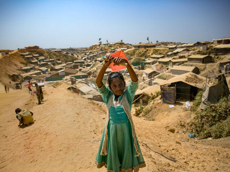 রোহিঙ্গাদের জীবনমান উন্নয়নে ৩৫০ মিলিয়ন ডলার দেবে বিশ্বব্যাংক