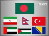 করোনা মোকাবিলায় বাংলাদেশের সঙ্গে ৬ দেশের একাত্মতা