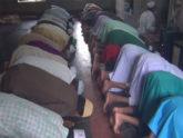 সৌদি আরবের সঙ্গে মিল রেখে বিরামপুরে ঈদ জামাত অনুষ্ঠিত
