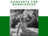 'কনসার্ট ফর বাংলাদেশ'-এ প্রান্তি'র ওড়িশি নৃত্য