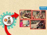 করোনায় কর্মহীন দিনমজুরদের জন্য ৭৬০ কোটি টাকা বরাদ্দ