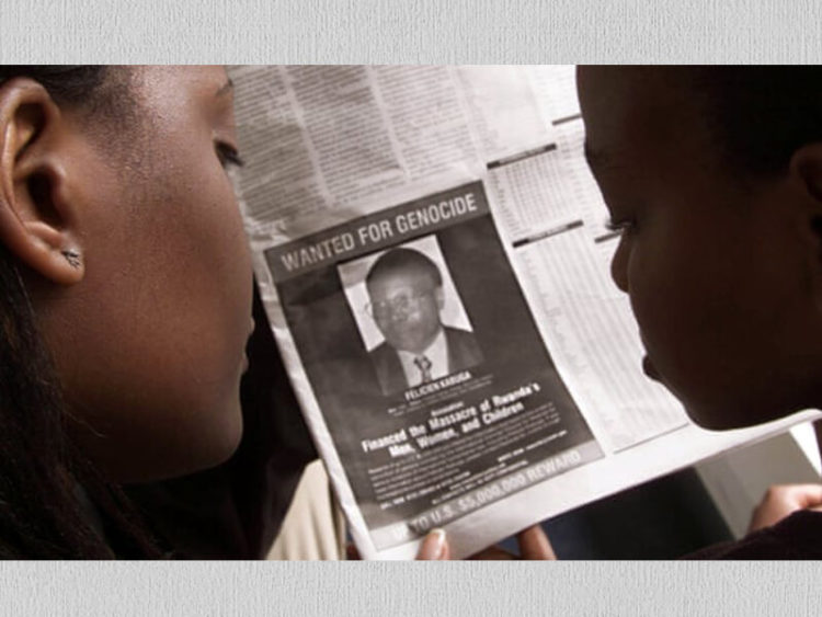 রুয়ান্ডা গণহত্যায় অভিযুক্ত ২৫ বছর পর গ্রেফতার