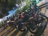'লকডাউন' অমান্য করে বের হওয়া ১৫৭ মোটর সাইকেল আটক