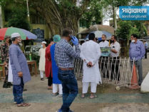 আমদানি-রফতানি চালু করতে হিলি সীমান্তে ২ দেশের ব্যবসায়ীদের বৈঠক