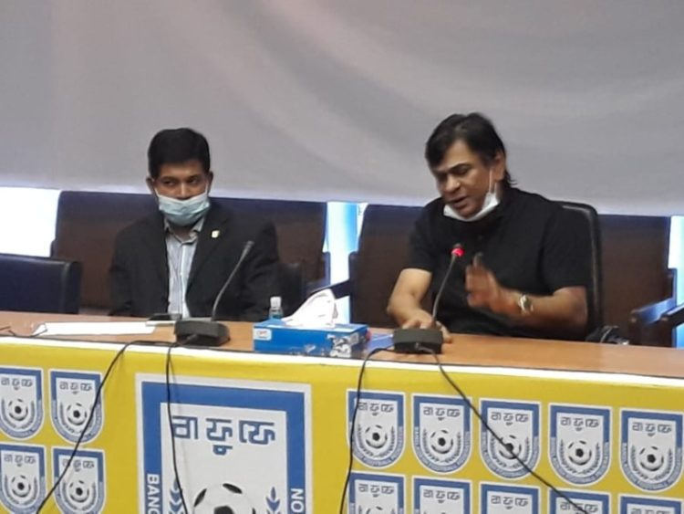 পৃথিবী থাকলে ফুটবল হবে: কাজী সালাউদ্দিন