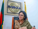 শ্রমিক ছাঁটাইয়ের ঘোষণা দেননি রুবানা— দাবি বিজিএমইএ'র