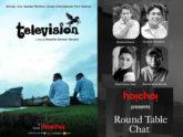 'টেলিভিশন' নিয়ে আড্ডায় ফারুকী, মোশাররফ করিম, চঞ্চল ও তিশা