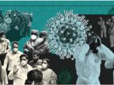 করোনাভাইরাস: বিশ্বে আক্রান্তের সংখ্যায় শীর্ষ তিনে ভারত
