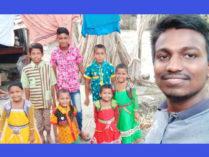 শতাধিক সুবিধাবঞ্চিত শিশুকে রাবি 'স্বপ্ন-ফেরির' ঈদ উপহার
